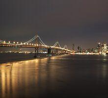 San Francisco Panorama by MattGranz