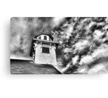 Old Church in Independence Oregon Canvas Print
