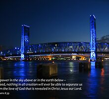 Night Glow, Jacksonville by Photos4God
