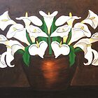 Calla Lilies by BrandyHouse