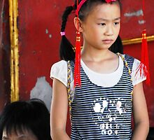 China  Beijing Chinese Girl by noelmiller
