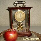 HAPPY NEW  YEAR! by Ana Belaj