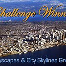 Challenge Banner City Scapes & Skylines by Tori Snow