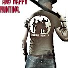 Happy New Year. (Zombie Hunter) by Andy Wolf