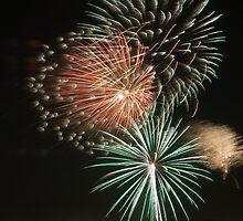Firework #2 by JimGuy