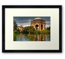 Palace of Fine Arts  Framed Print