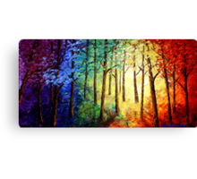 The Path to Enlightenment Canvas Print