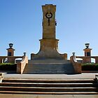Fremantle War Memorial by mattsibum