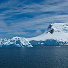 Antarctic Coastline by Craig Baron