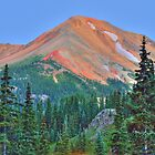 Red Mountain II by David Allen