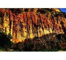 Natures Paintbrush - Loch Ard Gorge - Great Ocean Road - The HDR Experience Photographic Print