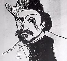 Van Gauguin by Richard  Tuvey