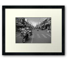 From the Mekong Framed Print