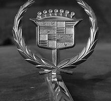 Cadillac Hood Ornament by Joy King