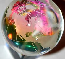 Crystal Ball World by starlitewonder