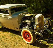 Ford '34 Coupe - Hotrod by Paul Gilbert