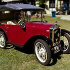 Austin 7 by Paul Gilbert