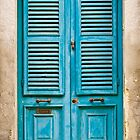 Louvred Malta Door by William Attard McCarthy