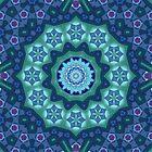 Blue Green Stars by Douglas Hill