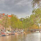 Canals of Amsterdam by socalmark