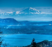 Mount Baker by Rick Ruppenthal