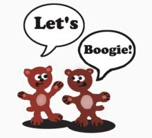 Boogie Hamsters  by Rajee