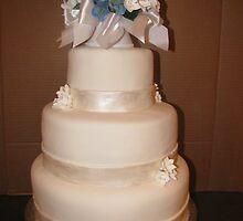 Wedding Day Blues by Amanda  Cole