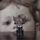 Watching Optimus by Adam Jones