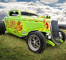 1934 Ford Coupe by Greg Desiatov