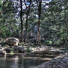 Grove Creek - Abercrombie Caves by Jeff Catford