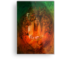 The Hierophant Metal Print