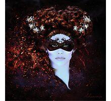 Masque- Masquerade Original Art Photographic Print