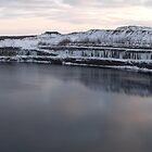 Marmora Open Pit Mine by Les Wazny
