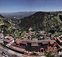 The Valleys of Guapulo and Cumbaya by Bernai Velarde