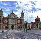 México. Antigua Basílica de Santa María de Guadalupe e Iglesia y Convento de las Madres Capuchinas. by josemazcona