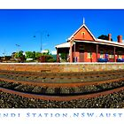 Quirindi Station Panorama by thorpey