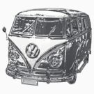 Kombi by Harvey Schiller