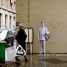 street life paris by rapsag