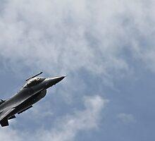 F-16 Liberator by Jonathan Bartlett