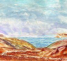 Ocean Views by Pam Amos