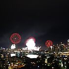 Sydney on New Year's eve V by Sundar Singh