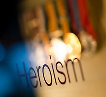 Heroism by Anthony and Kelly Rae