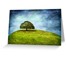 The Gathering Tree Greeting Card