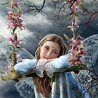 Sad fairy by Alena Lazareva