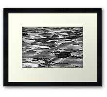 Ice Sheets 2 Framed Print