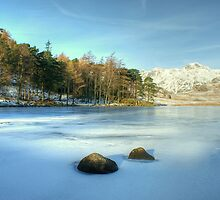 Blea Tarn In Winter by VoluntaryRanger