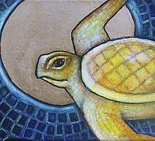 The Flight of Honu by Lynnette Shelley