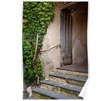 Villa Steps Poster