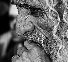 An Old Man's Prayer by PhotoWorks