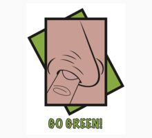Go Green by Mel Collins